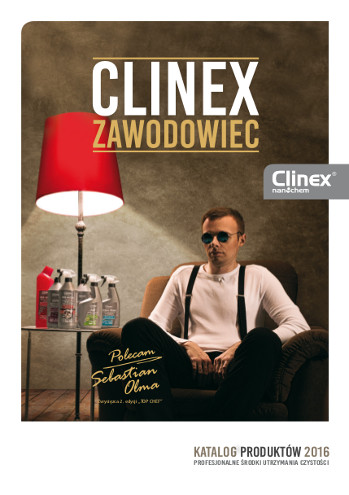 Katalog Clinex